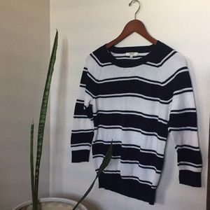 Madewell 1937 Knit Striped Sweater Top
